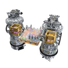 ESA Science & Technology: LISA Technology Package core assembly and inertial sensors