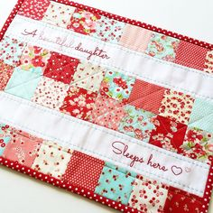 Jingle Birds patchwork pillow & giveaway with Stash Addict Quilts ... : stash addict quilts - Adamdwight.com