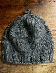 Whit's Knits: Thank You Hats - Knitting Crochet Sewing Crafts Patterns and Ideas! - the purl bee