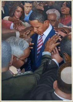 PRAYER♡ For President Obama