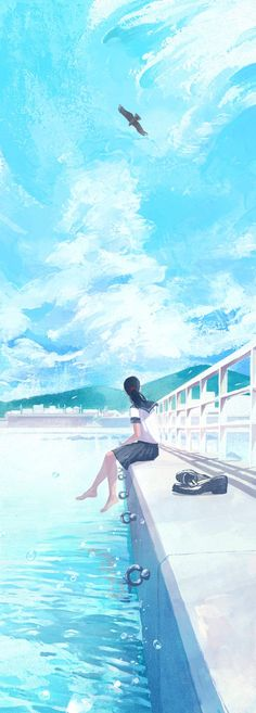 e-shuushuu kawaii and moe anime image board Japanese Aesthetic, Aesthetic Anime, Manga Art, Anime Art, Wallpaper Animes, Wallpaper Quotes, Anime Scenery, Noragami, Ciel