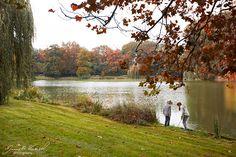Goldener Herbst am Lietzensee mit wundervollen Kindern