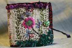 Lovely French embroidery website