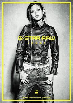 G-Star Raw Jeans A/W 15 Campaign (G-Star)