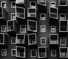 Living in Boxes by Kent Mathiesen
