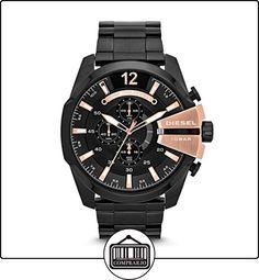 Diesel DZ4309 - Reloj para hombres, de cuarzo, de acero inoxidable de  ✿ Relojes para hombre - (Gama media/alta) ✿