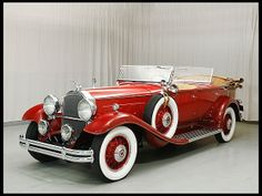 1931 Packard Deluxe Eight Dual Cowl Sport Phaeton Retro Cars, Vintage Cars, Antique Cars, My Dream Car, Dream Cars, Convertible, Automobile, Classy Cars, Old Classic Cars