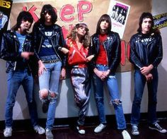 Rock 'n Roll High School, Ramones