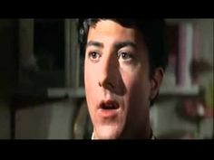 """The Graduate, Mrs. Robinson - In the film The Graduate, college graduate Benjamin Braddock has an affair with an older married woman, Mrs. Robinson. The song as it appears in the film is different from the hit single version, only the chorus of the song appears in the film with different lyrics: """"Stand up tall, Mrs. Robinson, God in heaven smiles on those who pray."""" It was only later on that Paul Simon and Art Garfunkel re-recorded the song by employing additional lyrics to form the hit single."""