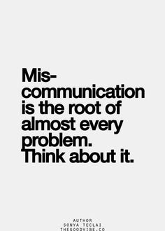Effective communication depends much more on your tone of