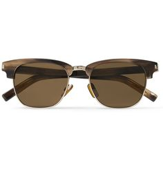 Saint Laurent SL83 Acetate and Metal Sunglasses | MR PORTER