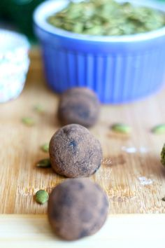 No-Way-These-Can-Be-Good-For-Me Chocolate Truffles | Recipe ...