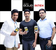 Farhan Akhtar Turns Brand Ambassador For Intex Smartphones!