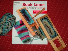 Loom Knitting Project