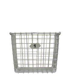 brookfarm general store - wire locker basket...