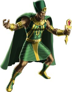 Living Pharaoh - Marvel: Avengers Alliance Wiki - Guides, Items, Characters, and more