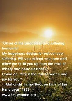 Maharishi Maharishi Mahesh Yogi, Tupac Quotes, Saints, Knowledge, Peace, Life, Sobriety, World, Facts