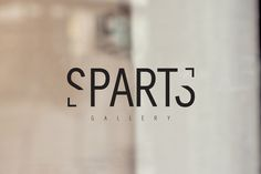 Sparts Gallery by Ekaterina Leontyeva, via Behance