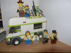 The Walking Dead Lego 2  LIKE, SHARE - REPIN!