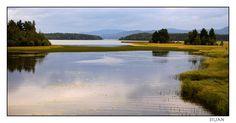 SILJAN LAKE - Mora, Dalarna