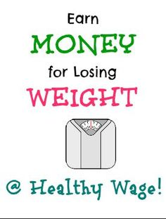 Learn how to make money for losing weight! Why not? Real people, Real money! #Affilink