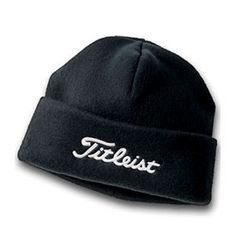 titleist Golf Fleece Winter Hat Fleece Winter Hat for those cold days that you just have to play. http://www.comparestoreprices.co.uk/golf-equipment/titleist-golf-fleece-winter-hat.asp