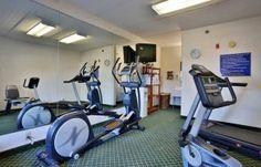Clarion Inn exercise room