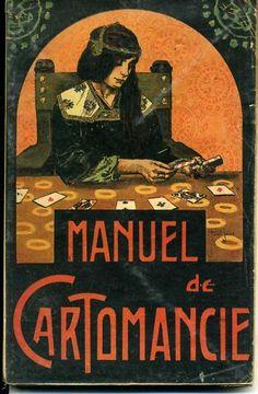 Manuel de cartomancie pour tous ceux qui désirent découvrir cet art ésotérique qui consiste à utiliser la symbolique des cartes pour expliquer une situation et prédire l'avenir.