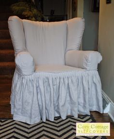 Chic Chair Covers Birmingham The Big Broken Hill 378 Best Slip Cover Genius Images In 2019 Chairs Slipcovers Cozy Cottage French Knots On Linen Slipcover Living