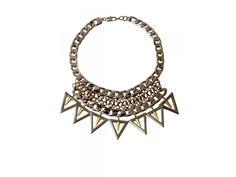 merle o grady irish designer necklace spike Irish Design, Necklace Designs, Wedding Jewelry, Wedding Bands, Ireland, Jewelery, Triangle, Necklaces, Diamond