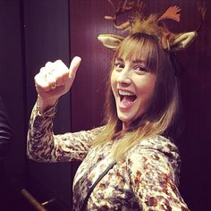Grimm Fanatics- Rosa Lee you are too cute!