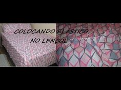Como colocar elástico  em lençol de forma simples Decoupage, Youtube, Make It Yourself, Sewing, Pattern, Instagram, Cool Crafts, Craft Ideas, Diy And Crafts