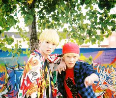 Key and Taemin ♡ #SHINee