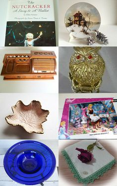 Holiday Gifts for All Your Family and Friends from the GVS Ecochic Team Blitz by Donna S.--Pinned with TreasuryPin.com