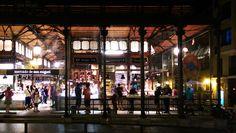 The Mercado de San Miguel in Madrid /// More on Interiorator.com