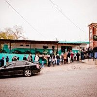Franklin BBQ.  Be prepared to stand in a long line for a long time.  They close when they run out for the day. You can bypass that line nonsense by ordering the day before, I'm told.  900 E 11th St, Austin, TX 78702 (512) 653-1187
