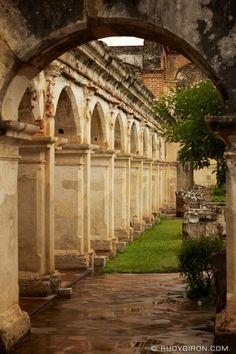 Ruinas de Santa Clara, Antigua, Guatemala