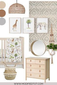 All the shopping details you need for your neutral safari nursery! Complete with a rug option, lighting, and safari crib bedding. Baby Boy Crib Bedding, Baby Boy Cribs, Crib Bedding Sets, Baby Boy Rooms, Baby Boy Nurseries, Baby Boys, Carters Baby, Safari Room Decor, Baby Room Decor