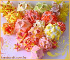 Origami Maniacs: October 2011