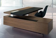 Working desks / systems: CEOO desk by Walter Knoll at STYLEPARK