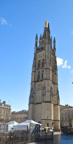 St. Michael Tower.