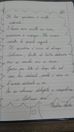 Quaderni di italiano classe quarta maestrasabry for Maestra agnese carnevale