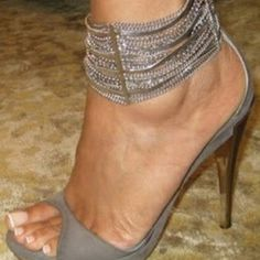 sexy ankle chains!..........Francesco Sacco......