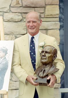 Tom Landry - Hall of Fame