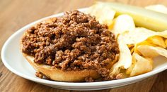 Sloppy Joes from Roost in Greenville, South Carolina