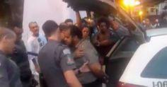 Após críticas de Alckmin, ator preso diz que quer se apresentar para a PM