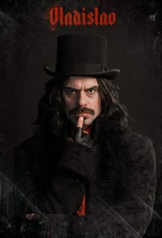 Jermaine Clement as a vampire...J'adore