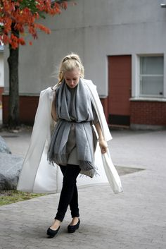 Belted Everyday Outfits, My Outfit, Normcore, Lily, Coat, Jackets, Style, Fashion, Swag