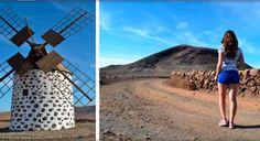Malpais de la Arena - env 9 km - Facile - 3h Itinéraire n°7 - http://www.laoliva.es/corralejograndesplayas/images/senderismo.pdf