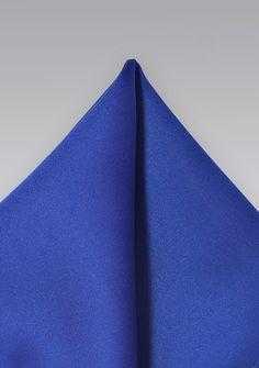 3e06fa3cedfb Einstecktuch Poly-Faser blau - Immer kultiviert und ernsthaft zugleich  wirkt dieses zeitlose Ziertuch aus stabiler italienischer Kunstfaser in  blau.